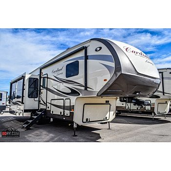 2019 Forest River Cardinal for sale 300161010