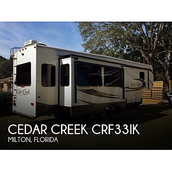 2019 Forest River Cedar Creek 33IK for sale 300202984