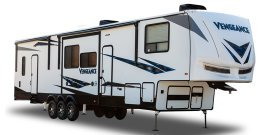 2019 Forest River Vengeance 348A13 specifications