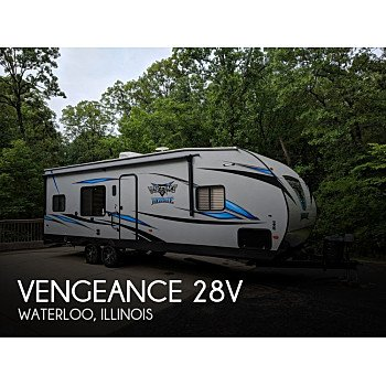 2019 Forest River Vengeance for sale 300190626