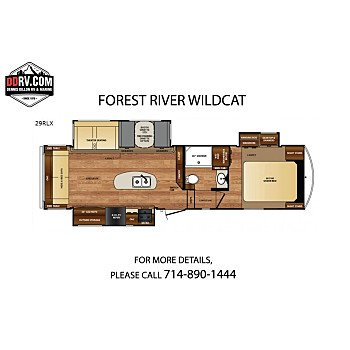 2019 Forest River Wildcat for sale 300179542