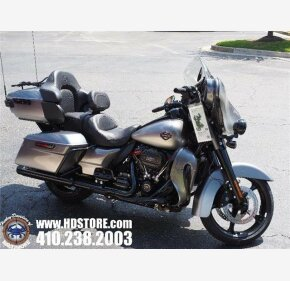 2019 Harley-Davidson CVO Limited for sale 200668323