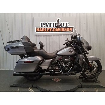 2019 Harley-Davidson CVO Limited for sale 200844524