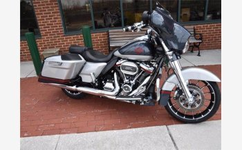 2019 Harley-Davidson CVO for sale 201046284