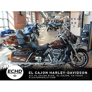 2019 Harley-Davidson CVO for sale 201085335