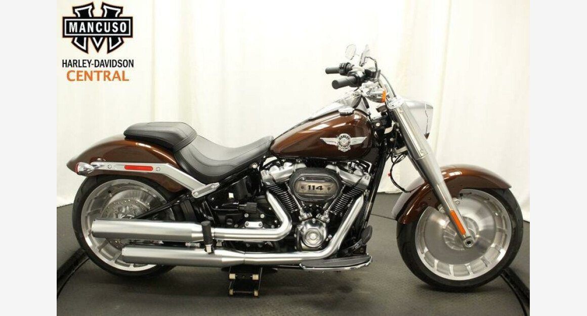 2019 Harley-Davidson Softail Fat Boy 114 for sale 200618733