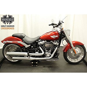 2019 Harley-Davidson Softail Fat Boy 114 for sale 200619283