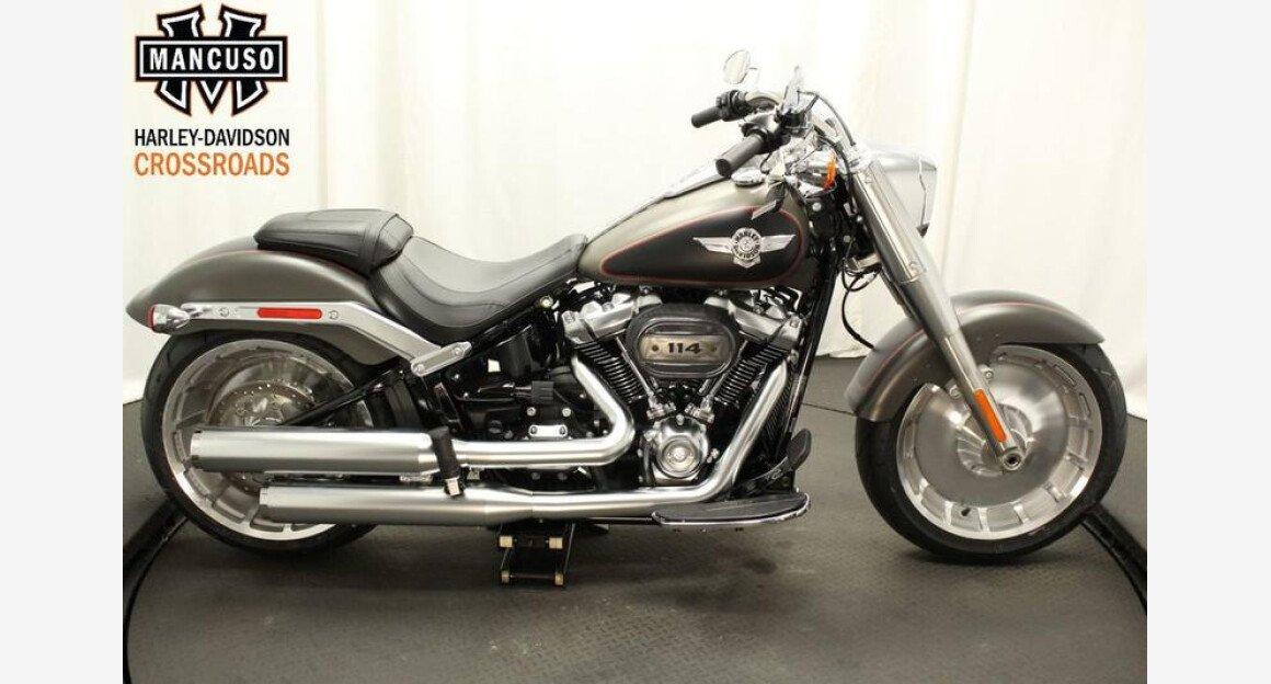 2019 Harley-Davidson Softail Fat Boy 114 for sale 200619290