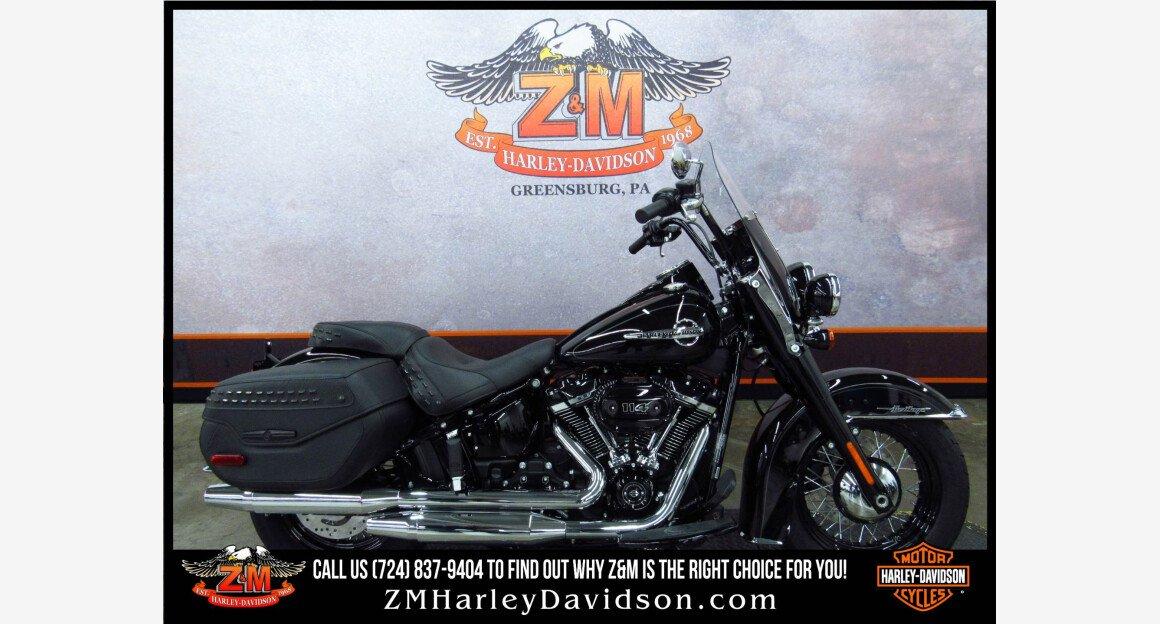 2019 Harley-Davidson Softail for sale 200620671