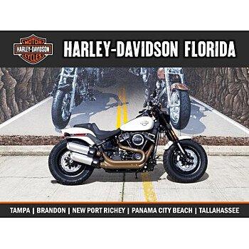 2019 Harley-Davidson Softail Fat Bob for sale 200621843