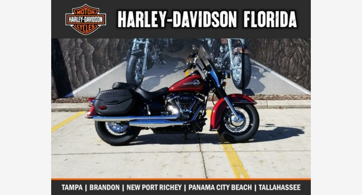 2019 Harley-Davidson Softail Heritage Classic 114 for sale 200629450