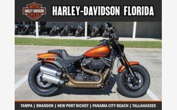 2019 Harley-Davidson Softail Fat Bob 114 for sale 200630144