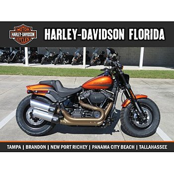 2019 Harley-Davidson Softail Fat Bob 114 for sale 200630144
