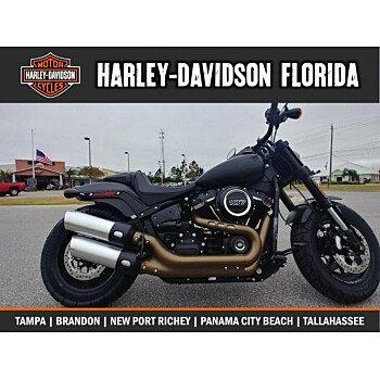 2019 Harley-Davidson Softail Fat Bob for sale 200635102
