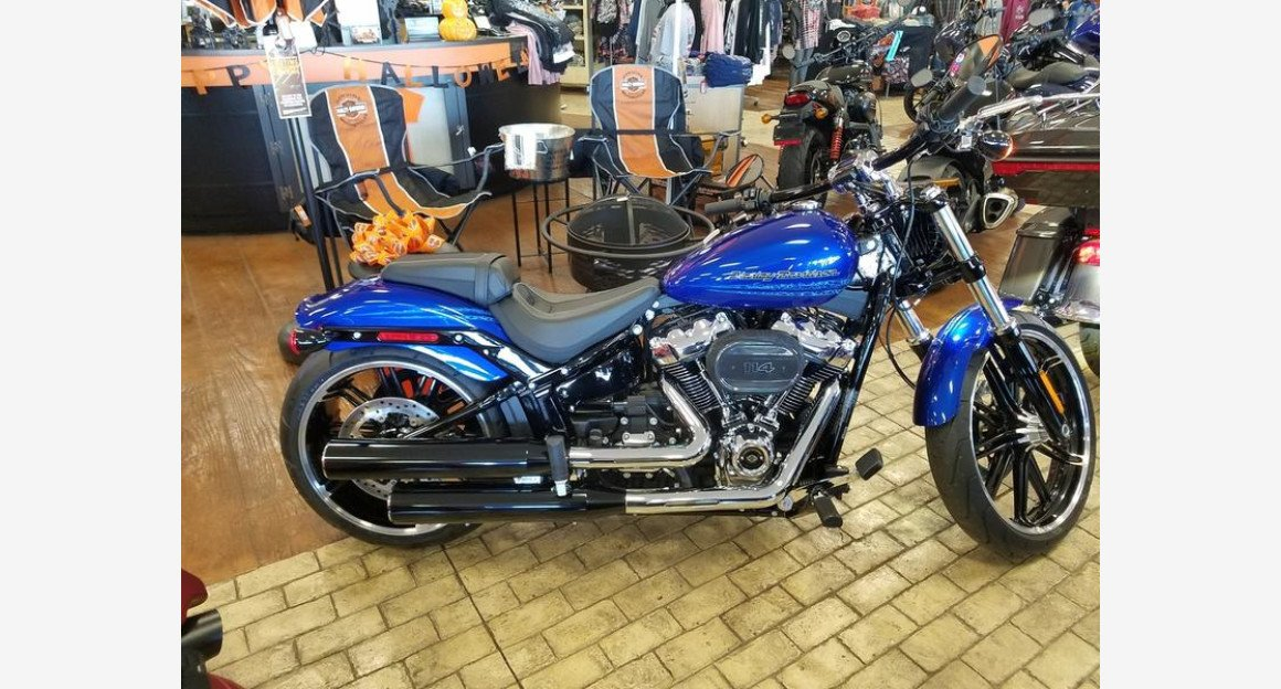 2019 Harley-Davidson Softail for sale 200642030