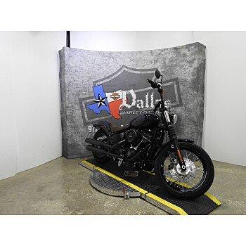 2019 Harley-Davidson Softail Street Bob for sale 200645076
