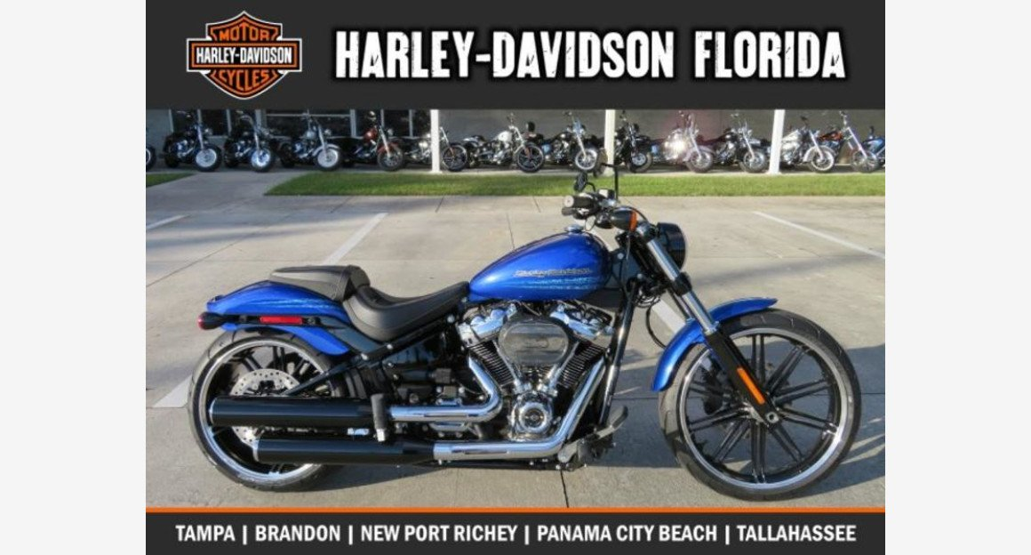 2019 Harley-Davidson Softail Breakout 114 for sale 200647582