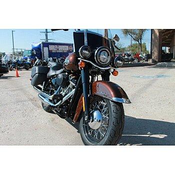 2019 Harley-Davidson Softail Heritage Classic 114 for sale 200650436