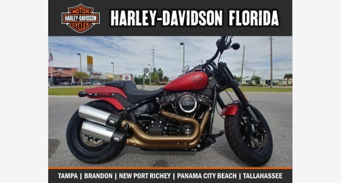 2019 Harley-Davidson Softail Fat Bob for sale 200663223