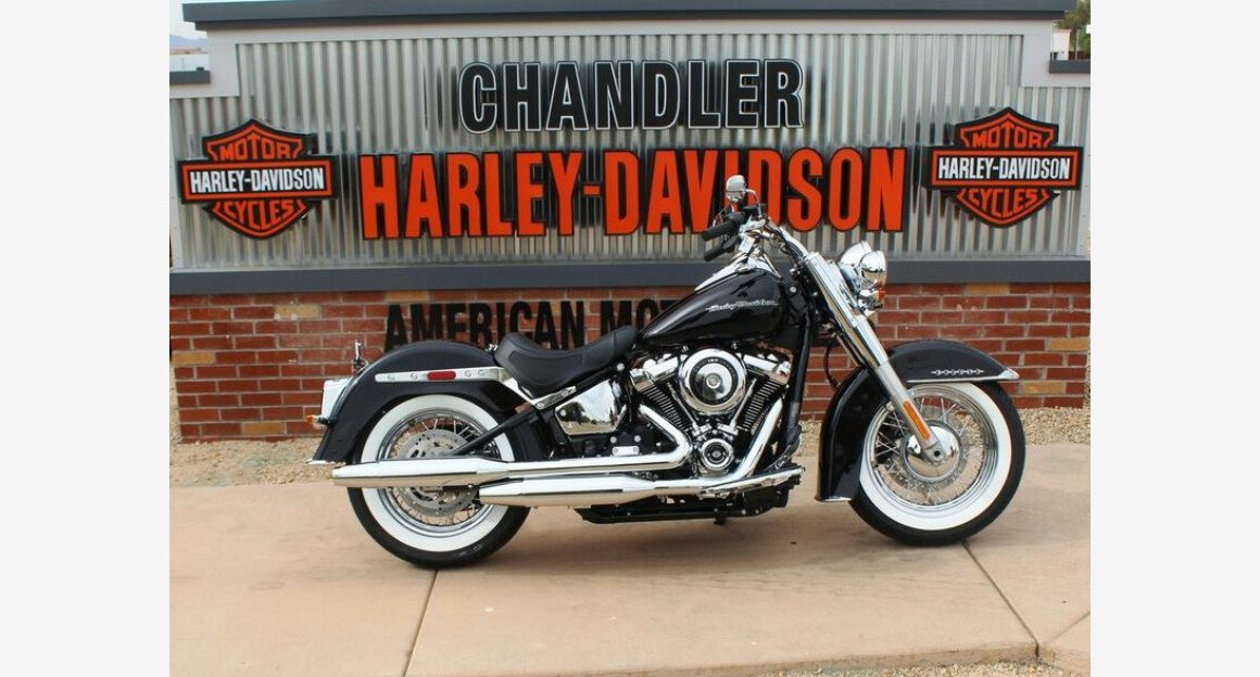2019 Harley-Davidson Softail Deluxe for sale 200663239