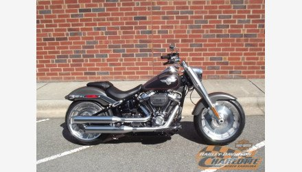 2019 Harley-Davidson Softail Fat Boy 114 for sale 200622569