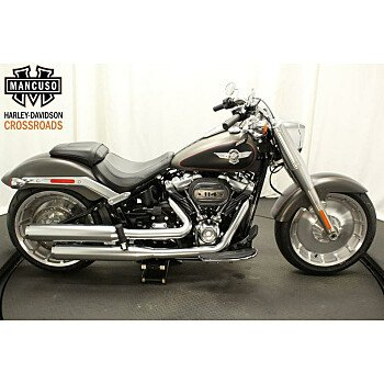 2019 Harley-Davidson Softail Fat Boy 114 for sale 200633077