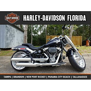 2019 Harley-Davidson Softail Fat Boy 114 for sale 200633655