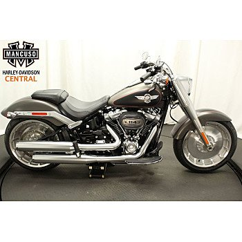 2019 Harley-Davidson Softail Fat Boy 114 for sale 200634318