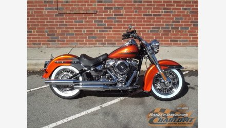 2019 Harley-Davidson Softail Deluxe for sale 200653510