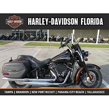 2019 Harley-Davidson Softail Heritage Classic 114 for sale 200653735