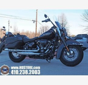 2019 Harley-Davidson Softail Heritage Classic 114 for sale 200681954
