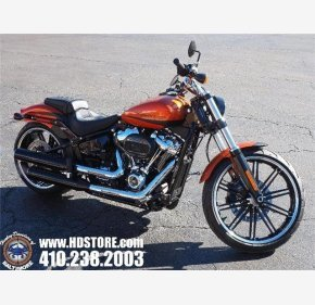 2019 Harley-Davidson Softail Breakout 114 for sale 200693205