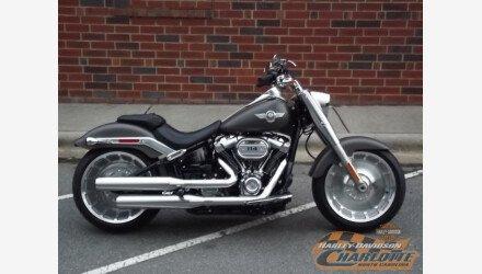 2019 Harley-Davidson Softail Fat Boy 114 for sale 200699927