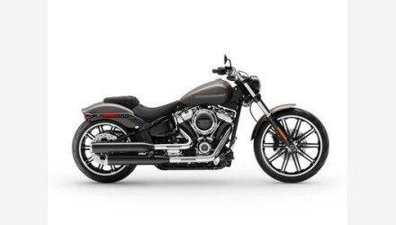 2019 Harley-Davidson Softail Fat Boy 114 for sale 200701285