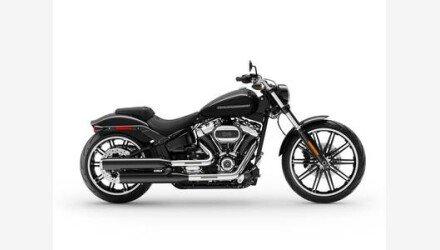 2019 Harley-Davidson Softail Fat Boy 114 for sale 200701289