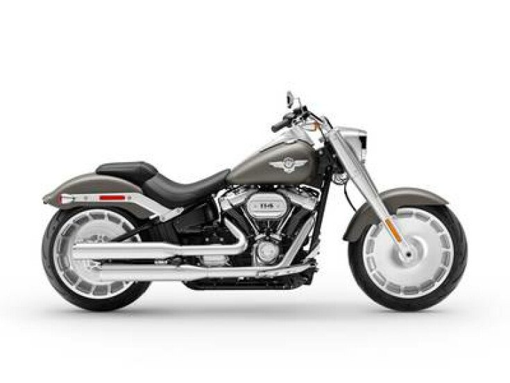 2019 Harley-Davidson Softail Fat Boy 114 for sale 200701318