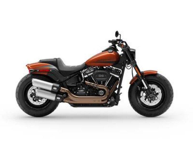 2019 Harley-Davidson Softail Fat Boy 114 for sale 200701340
