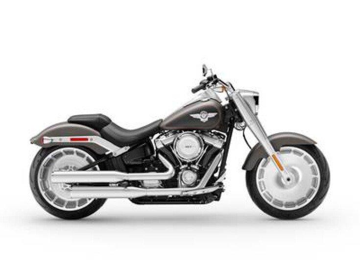 2019 Harley-Davidson Softail Fat Boy 114 for sale 200702020