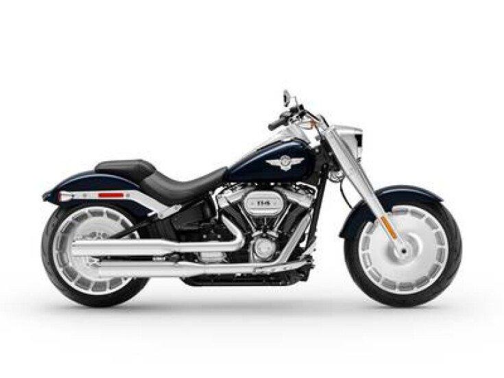 2019 Harley-Davidson Softail Fat Boy 114 for sale 200702024
