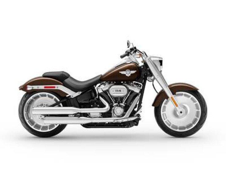 2019 Harley-Davidson Softail Fat Boy 114 for sale 200702025