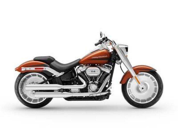 2019 Harley-Davidson Softail Fat Boy 114 for sale 200702028