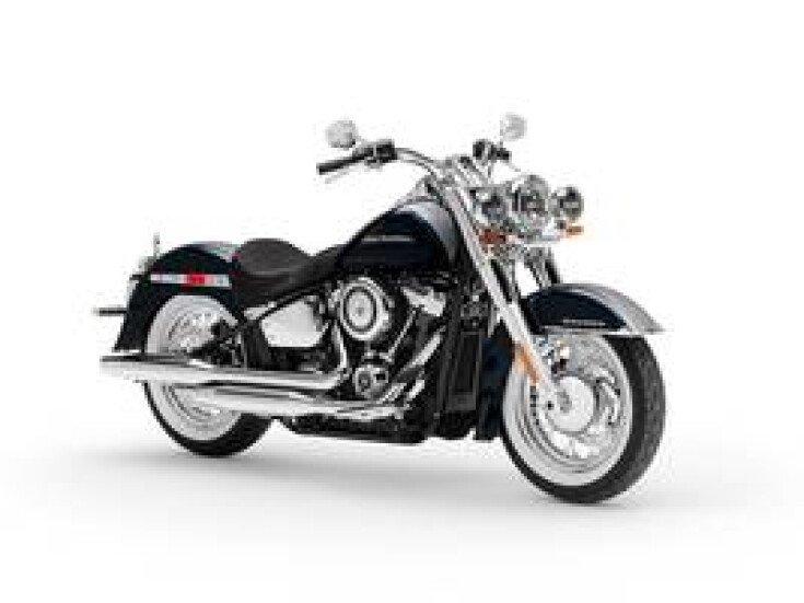 2019 Harley-Davidson Softail Fat Boy 114 for sale 200702031
