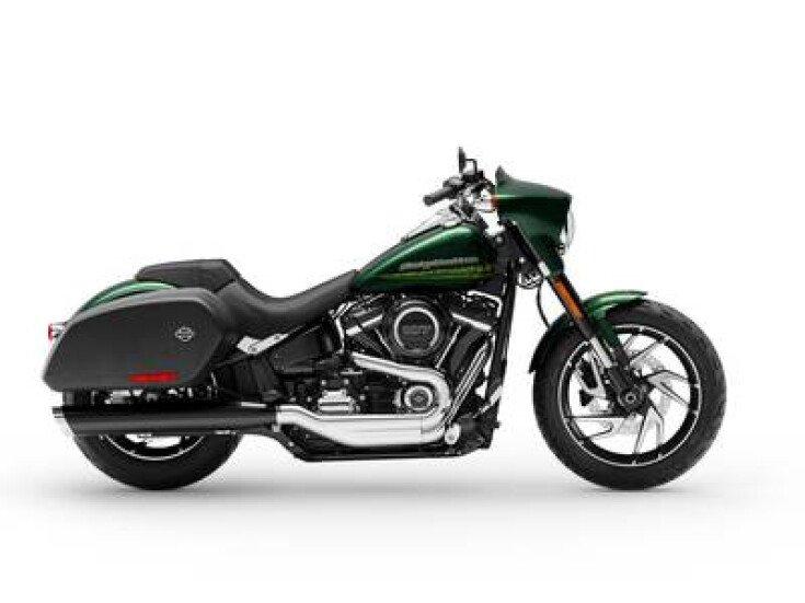 2019 Harley-Davidson Softail Fat Boy 114 for sale 200702048