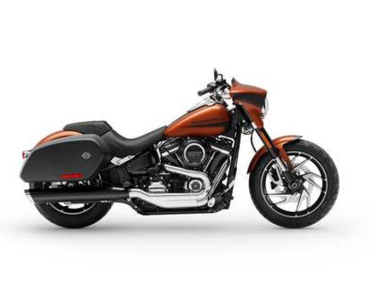 2019 Harley-Davidson Softail Fat Boy 114 for sale 200702050