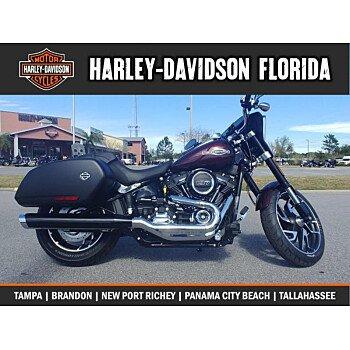 2019 Harley-Davidson Softail Sport Glide for sale 200704630