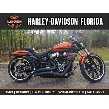 2019 Harley-Davidson Softail Breakout 114 for sale 200712287