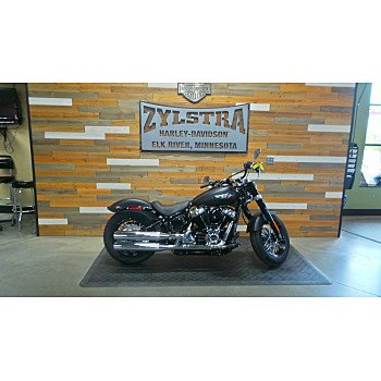 2019 Harley-Davidson Softail for sale 200745855