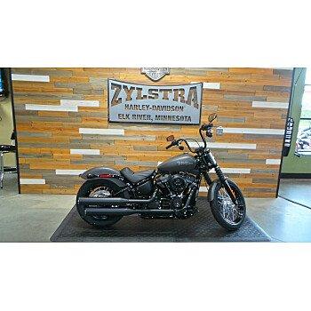 2019 Harley-Davidson Softail Street Bob for sale 200755373
