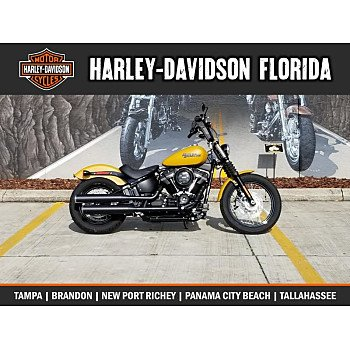 2019 Harley-Davidson Softail Street Bob for sale 200770208