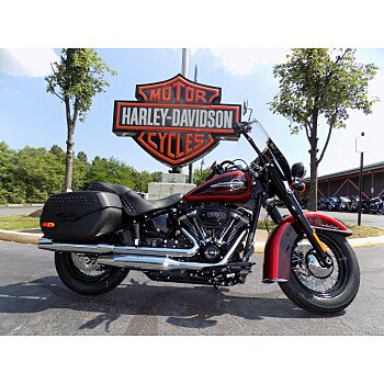 2019 Harley-Davidson Softail Heritage Classic 114 for sale 200783539